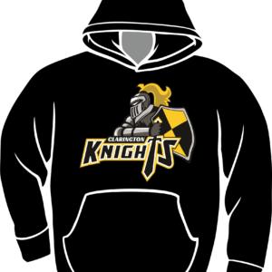Cotton Hoodie Knights
