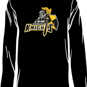 Cotton Long Sleeve Knights