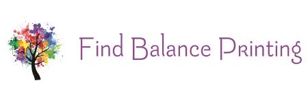Find Balance Printing